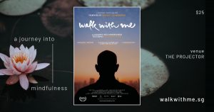 Walk With Me Film Events June 2018